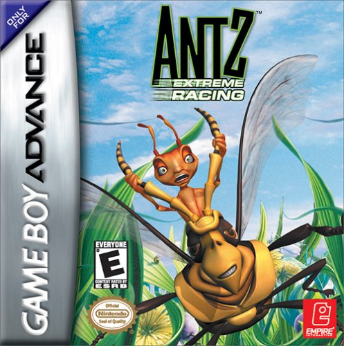 Antz Extreme Racing (U)(Independent) Box Art
