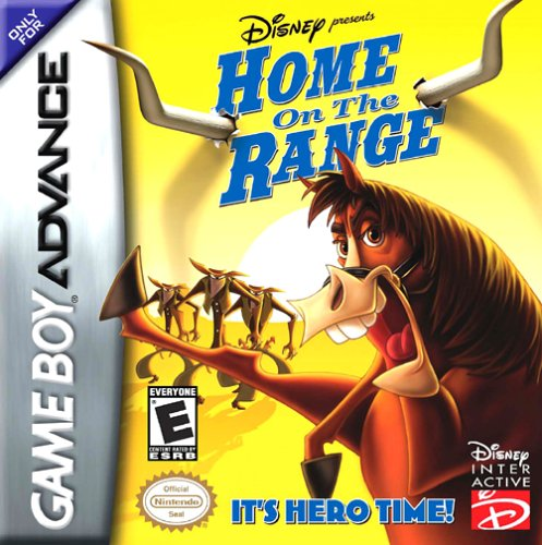 Disney's Home on the Range (U)(Mode7) Box Art