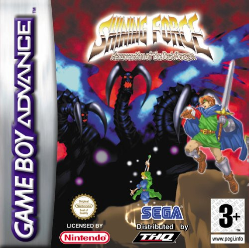 Shining Force - Resurrection of the Dark Dragon (E)(Independent) Box Art