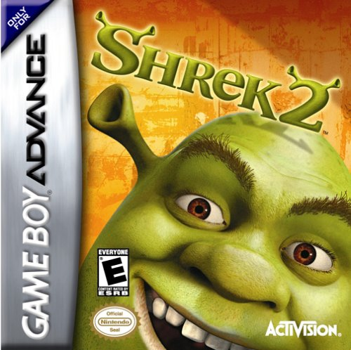 Shrek 2 (U)(Independent) Box Art