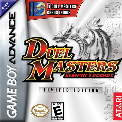 Duel Masters - Sempai Legends (U)(Venom) Box Art