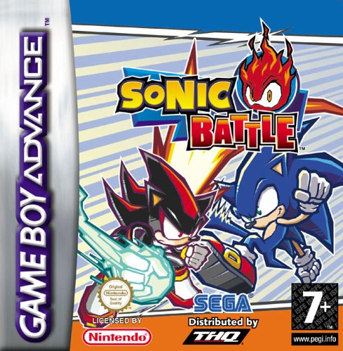 Sonic Battle (E)(Independent) Box Art