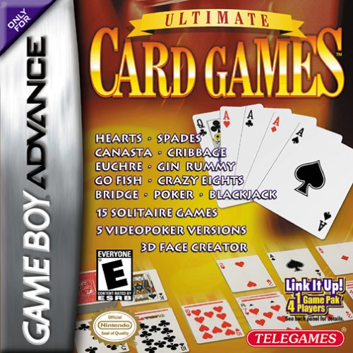 Ultimate Card Games (U)(Independent) Box Art