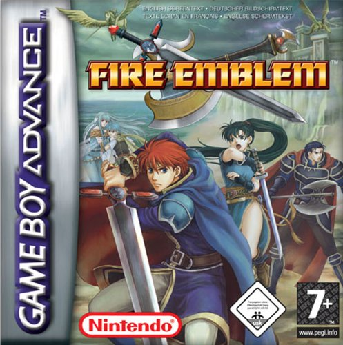 Fire Emblem (E)(Rising Sun) Box Art