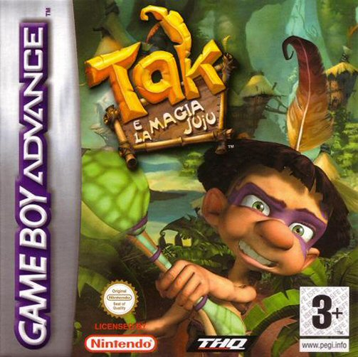 Tak and the Power of JuJu (E)(Independent) Box Art