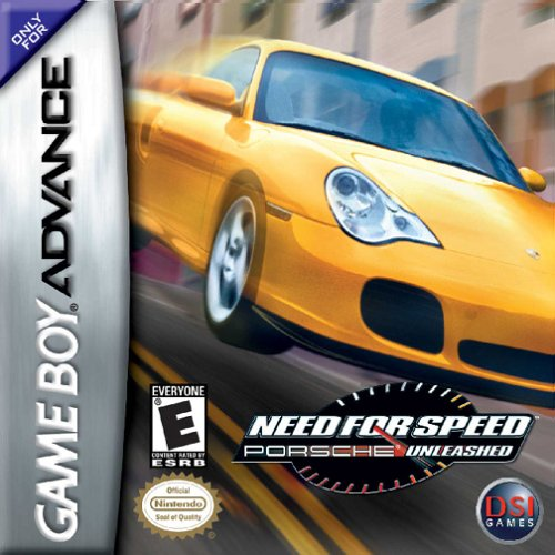 Need For Speed - Porsche Unleashed (U)(Independent) Box Art