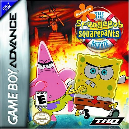 The SpongeBob SquarePants Movie (U)(TrashMan) Box Art