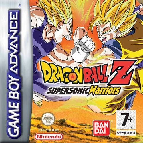 DragonBall Z - Supersonic Warriors (E)(Rising Sun) ROM < GBA ROMs