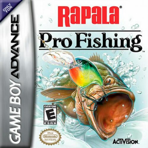 Rapala Pro Fishing (U)(Venom) Box Art