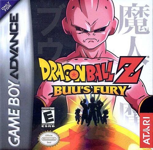 Dragon Ball Z - Buu's Fury (U)(Psychosis) Box Art