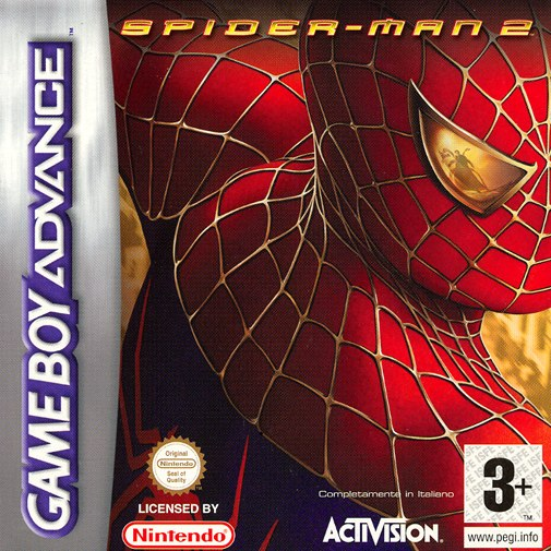 Spider-Man 2 (I)(Independent) Box Art