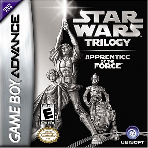 Star Wars Trilogy - Apprentice of the Force (U)(Hyperion) Box Art