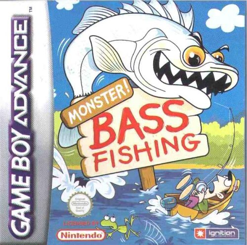 Monster Bass Fishing (E)(Independent) Box Art