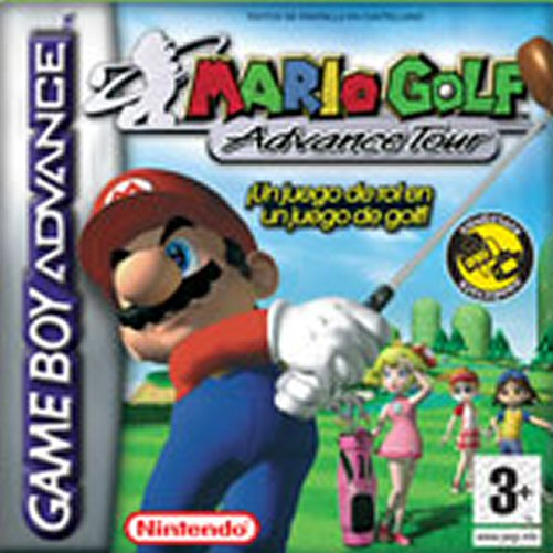 Mario Golf - Advance Tour (S)(Independent) Box Art