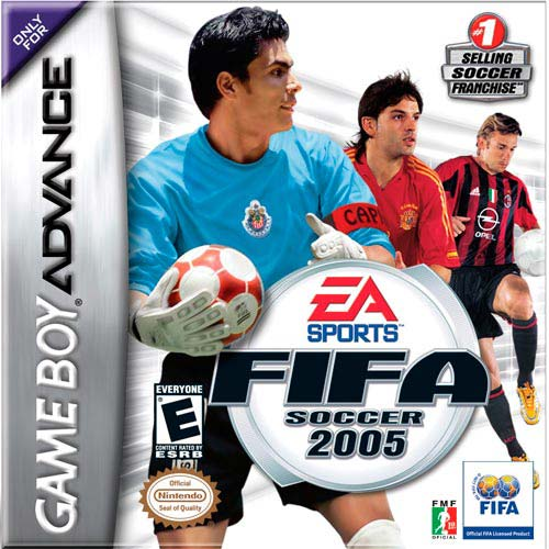 FIFA 2005 (U)(Venom) Box Art
