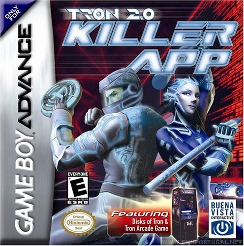 Tron 2.0 - Killer App (U)(Rising Sun) Box Art