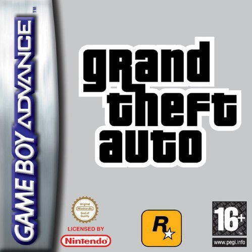 Download Grand Theft Auto Advance-[GBA].gba (16 MB) Gratis