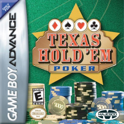 Texas Hold 'Em Poker (U)(Rising Sun) Box Art