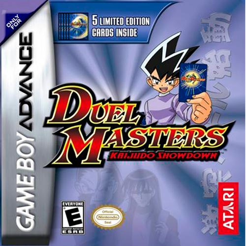 Duel Masters - Kaijudo Showdown (U)(Venom) Box Art