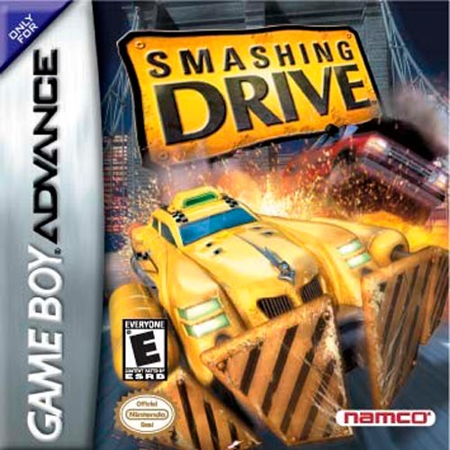 Smashing Drive (U)(Venom) Box Art