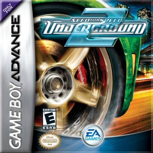 Need for Speed Underground 2 (U)(Venom) Box Art