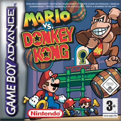 Mario Vs. Donkey Kong (E)(Rising Sun) Box Art