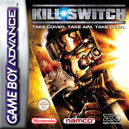 Kill.Switch (E)(Rising Sun) Box Art