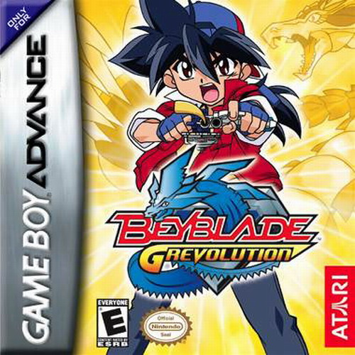 Beyblade G-Revolution (U)(Venom) Box Art