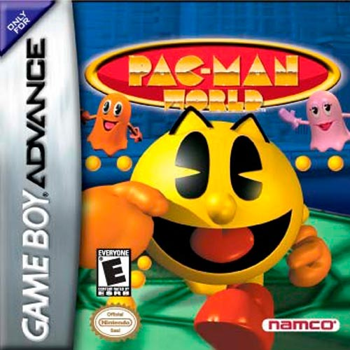 Pac-Man World (U)(Venom) Box Art
