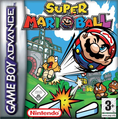 Super Mario Ball (E)(TRSI) Box Art