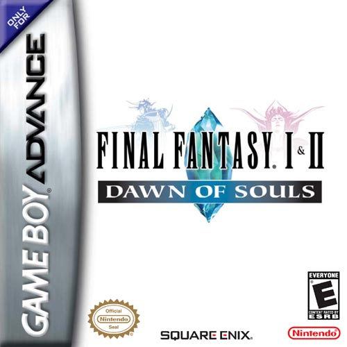Final Fantasy I & II - Dawn of Souls (U)(Independent) ROM < GBA ROMs