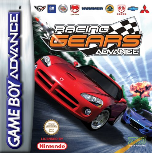 Racing Gears Advance (E)(Rising Sun) Box Art