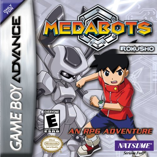 Medabots - Rokusho Version (U)(Independent) Box Art