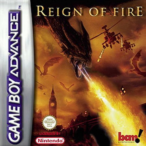 Reign Of Fire (E)(Independent) Box Art