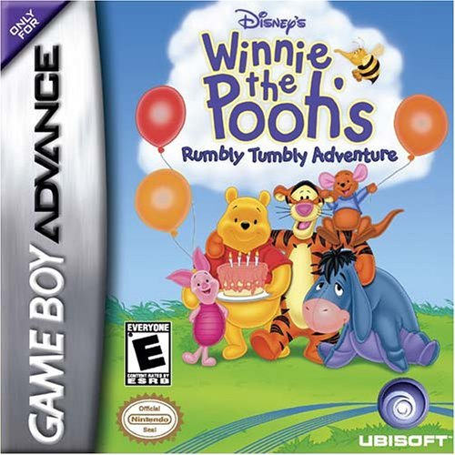 Winnie the Pooh's Rumbly Tumbly Adventure (U)(TrashMan) Box Art