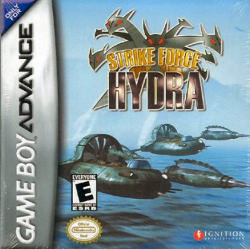 Strike Force Hydra (U)(TrashMan) Box Art