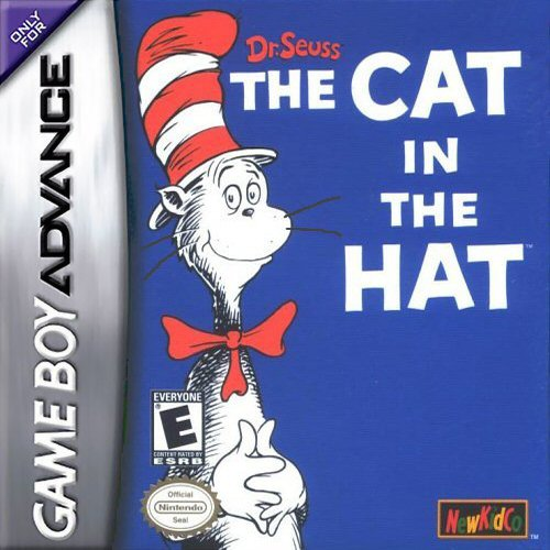 The Cat in the Hat (U)(TrashMan) Box Art