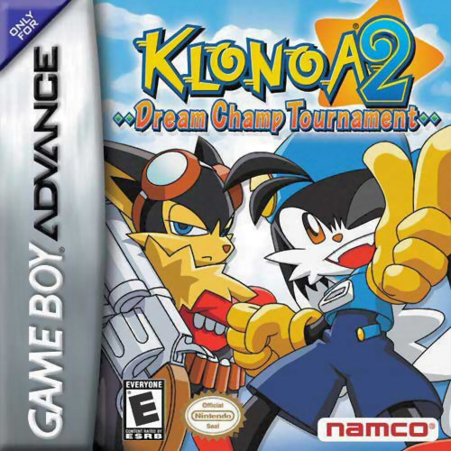 Klonoa 2 - Dream Champ Tournament (U)(Venom) Box Art
