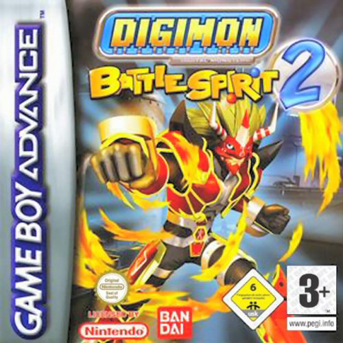 Digimon Battle Spirit 2 (E)(Independent) Box Art