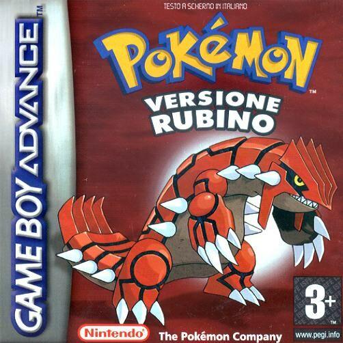 pokemon rubino