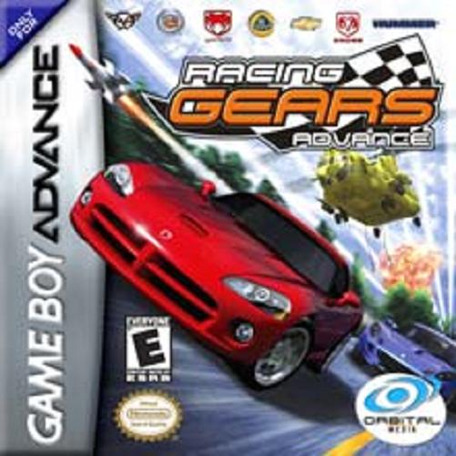 Racing Gears Advance (U)(TrashMan) Box Art