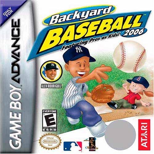 Backyard Baseball 2006 (U)(TrashMan) Box Art