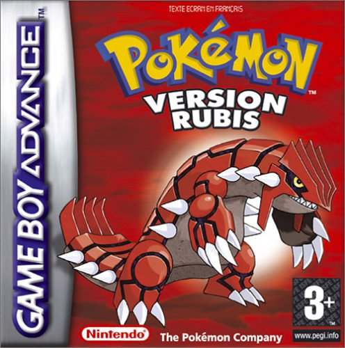 Pokemon Rubis (F)(Independent) Box Art