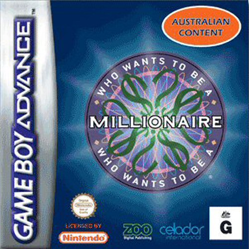 Who Wants To Be A Millionaire (A)(Independent) Box Art
