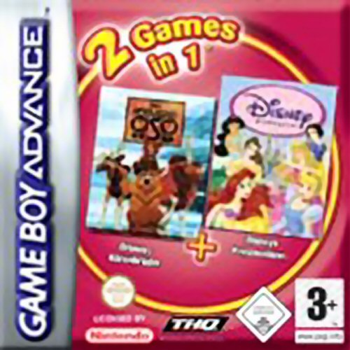 2 in 1 - Hermano Oso & Disney Princesas (S)(Independent) Box Art
