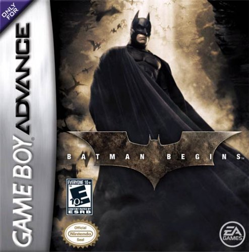 Batman Begins (U)(TrashMan) Box Art
