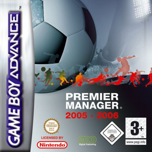 Premier Manager 2005 - 2006 (E)(Trashman) Box Art