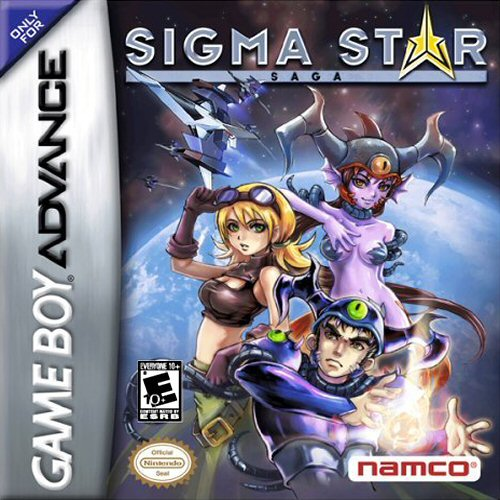 Sigma Star Saga (U)(Trashman) Box Art