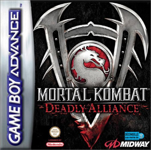 Mortal Kombat - Deadly Alliance (E)(Independent) Box Art