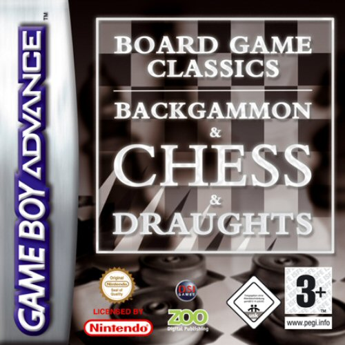 Board Game Classics (E)(Independent) Box Art